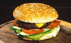 Thumb burger klassik
